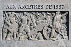 Les monuments de St Quentin - Aux Ancêtres  de 1557