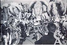 Les fêtes - Fêtes du bouffon (années 50)