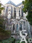 La Basilique - Vue arrière