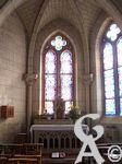 L'église Notre-Dame de Lourdes - Chapelle