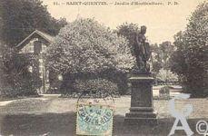 Le Palais de l'horticulture dans le passé - Jardin d'horticulture