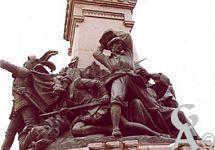 Le monument de 1557