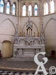 L'église Notre-Dame de Lourdes - Le maître-autel