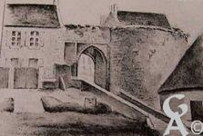 Les archives - La porte Saint Antoine