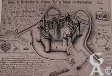 Les archives - Le château fort