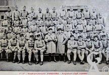 Le 45é R.I - 1ére Compagnie- Sous-Lieutenant Verdière - Adjudant Chef Combet