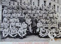 Le 45é R.I - 7éme Compagnie Capitaine de De Buttet - Adjudant-Chef Rollet