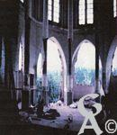 L'église - Saint-Lambert en démontage