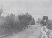 L'église - Saint-Lambert après la première Guerre Mondiale, est complètement détruite ainsi que le reste du village.
