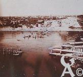 Photos pendant la Guerre - L'Aisne à Berry au Bac