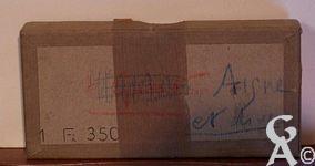 Photos pendant la Guerre - Carton photos 1 F 350