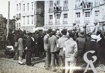 La libération de Saint-Quentin  - La libération de Saint-Quentin le 02/09/1944
