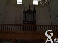 L'église - Les orgues