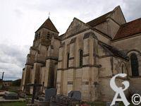 L'église Saint-Martin (XIIe s.)