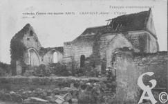 La guerre - L'église