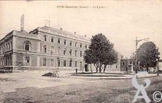 Le lycée Henri Martin dans le passé