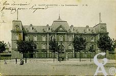 Edifices divers dans le passé - Gendarmerie