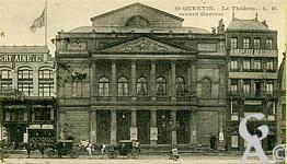 Le Théâtre dans le passé - Le Théâtre