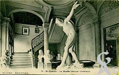 Le musée Antoine Lécuyer - Intérieur
