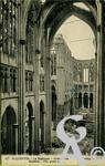 La Basilique en ruines - La Basilique