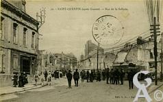 Les rues en ruines - Rue de la Sellerie