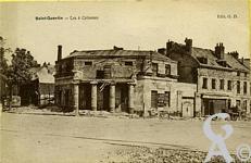 Les rues en ruines - Les 4 colonnes