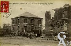 Les rues en ruines - Ruines