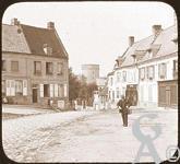 Photographies anciennes - Place du marché