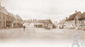 Photographies anciennes - Vue panoramique