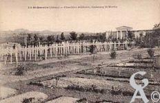 Le cimetière Allemand - Faubourg Saint-Martin