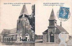 Le passé - L'église