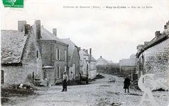 Le passé - Rue de Laon - 1900