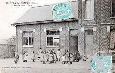 Le passé - L'école des filles vers 1900