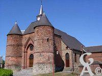 L'église - Le portail