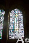 L'église - Vitrail
