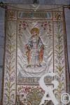 L'église - Représentation de la Vierge