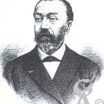 BLEU Alfred-Edouard- Prudent